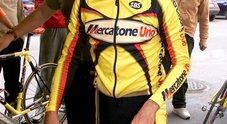 Addio allo sponsor di Marco Pantani