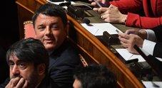 L'esordio di Renzi al Senato:«Starò zitto due anni»