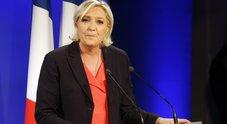 Le Pen: opposizione già da stasera Il Front National cambierà nome