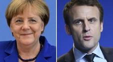 Da Trump a Gentiloni e Merkel, da May a Juncker: pioggia di congratulazioni a Macron