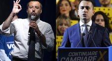 Nuovo duello Salvini-Di Maio