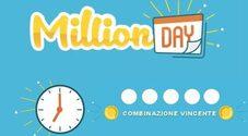 Million Day, estrazione di oggi martedì 12 febbraio 2019: i numeri vincenti