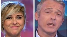 Nadia Toffa, Pierluigi Diaco piange in tv: «Chiedo scusa, non ho capito il suo dolore»