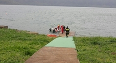 Il corpo del 31enne scomparso ritrovato a 25 metri di profondità