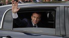 Macron: Assad ha usato armi chimiche, abbiamo le prove