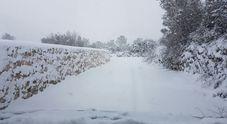 Gelo e neve, disagi senza fine. Bus e strade, sos Basso Salento