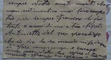«Amata moglie, ti scrivo» La lettera vaga per 75 anni prima di tornare nel Salento