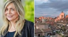 Mara Venier, l'attico è super: panorama mozzafiato dal suo terrazzo su Roma