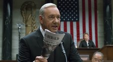 Netflix scarica Kevin Spacey