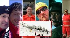 Cade elicottero del 118, sei morti. Uno di loro era foggiano