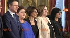 Le donne del Governo Conte bis