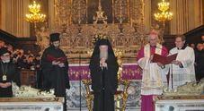 /La preghiera in cattedrale