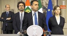Di Maio: Berlusconi faccia un passo di lato