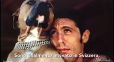 L'ultimo audio-messaggio: «In Svizzera con le mie forze, non grazie allo Stato»