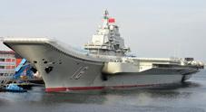 Anche la Cina muove le navi