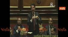 Conte a Salvini: «Ti manca il coraggio, ci penso io». L'aula esplode: «Giuseppe, Giuseppe»