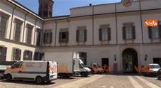 Operaio cade da una scala a Palazzo Reale e muore, chiuse le porte del museo