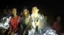 Ecco i volti dei 12 ragazzi chiusi nella grotta