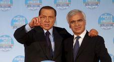Palese abbandona Fitto e torna da Berlusconi «Lavorerò per il Sud e per un nuovo centrodestra»
