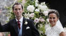Pippa Middleton incinta del primo figlio. «Sarà mamma a ottobre»
