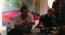 Corona, la conferenza stampa: «Non ho preso un euro per il video. I vertici Mediaset immagino sapessero»