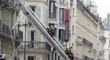 Causata da fuga di gas/ Foto