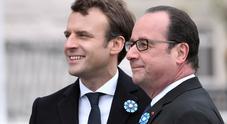 Macron presidente: rifondare l'Europa
