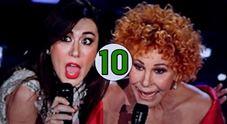 Vanoni show, meglio di Bisio-Raffaele