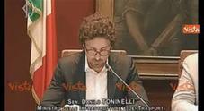 Toninelli: «È il momento della solidarietà»