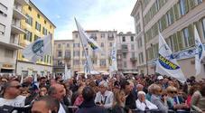 Salvini, comizio a Sanremo