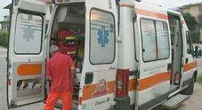 Ciclista di 23 anni tamponato: è grave in Rianimazione