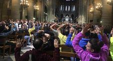 Poliziotto aggredito con un martello a Notre Dame