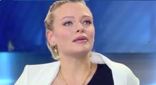 Domenica Live, Giulia Provvedi: «Io tradita? Non ho dubbi sul mio fidanzato»
