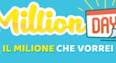 Gioca un euro al MillionDay di Lottamattica... e vince un milione di euro