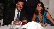 Isoardi-Salvini, fine dell'amore. E lui va a cena con la giornalista