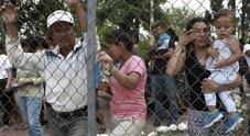 Trump, sarcasmo sui migranti: «Si lamentano dei centri di detenzione? Non vengano»