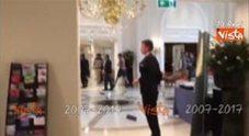 Video/ Panico nell'hotel davanti alla stazione