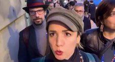 Sanremo, il red carpet della quarta serata