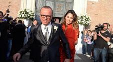 Gigi D'Alessio e Anna Tatangelo, l'annuncio ufficiale: «Siamo in crisi»