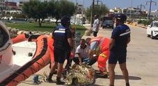 Tragedia in mountain bike: cade sulla scogliera e muore Era in viaggio di nozze