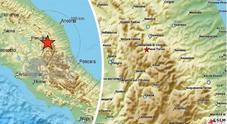 Ancora scosse nel Maceratese: la più forte di magnitudo 3.4, poi alcune repliche