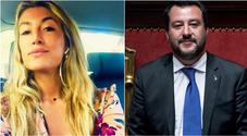 Isoardi-Salvini, la giornalista racconta la cena con il vice premier: «Era di buonumore, beveva champagne e mangiava sushi»