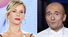 Alfonso Signorini da Chiambretti: «Ho foto hot del figlio di Alessia Marcuzzi». E lei reagisce così