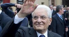 Mattarella elogia Einaudi e avverte: il presidente non è un notaio