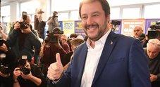 Salvini: «Ora no strane alleanze»
