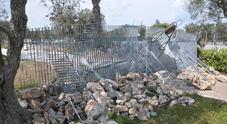 Tap, i danni al cantiere in un esposto in Procura