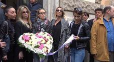 """Video/ L'omaggio delle ragazze di """"Non è la Rai"""""""