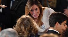 Maria Elena Boschi ha un nuovo fidanzato? All'evento si presenta con un attore: «Pazza d'amore»