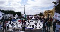 Gasdotto, è ancora protesta: No Tap in piazza a Melendugno