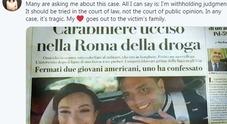 Amanda Knox: vicina alla famiglia